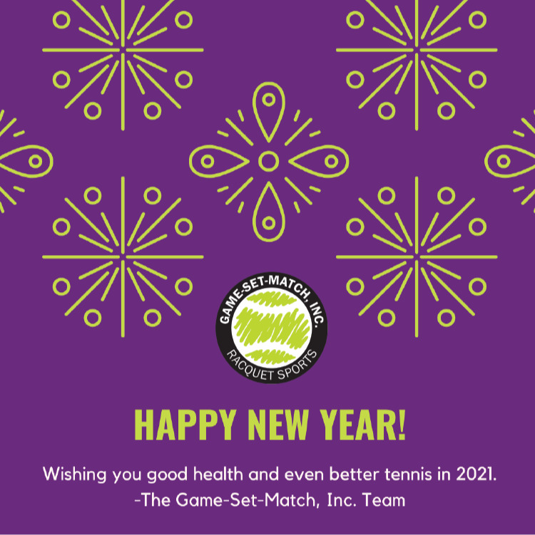 Cheers to a New Tennis Year!
